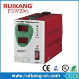 La calidad de China utilizó el estabilizador del regulador de voltaje automático de la CA 500 3000 5000va