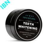 Der Zahn, der Zahnputzmittel weiß wird, entfernen Fleck-antibakterielle allergische schwarze Zahnpasta