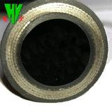 Populares mangueras de caucho mangueras hidráulicas de la espiral de Hebei SAE100 R12