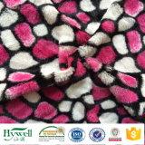 Tela suave estupenda de la felpa para el amortiguador de la manta de la alfombra de los juguetes