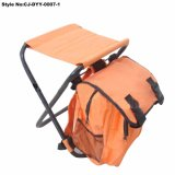 Packbag를 가진 디자인 접는 의자