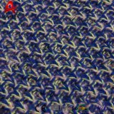 Couverture mélangée acrylique populaire d'arrière de sirène de crochet de Knit de couleur