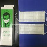 mascherina di carta a gettare di 1ply 2ply 3ply 4ply con Earloop elastico