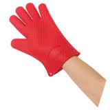 Перчаток печи Kitchenware перчатки силиконовой резины теплостойкGp толщиные для выпечки и BBQ