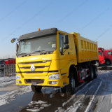 6X4/8X4 371HPエンジンを搭載するSinotruk HOWOのダンプトラックのダンプカートラック