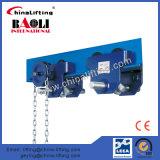 트롤리 L1 유형, 설치된 여행 트롤리, 광속 트롤리