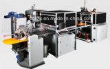 Máquina rígida completamente automática de la fabricación de cajas, para hacer el rectángulo del teléfono celular, rectángulo de regalo, rectángulo de joya