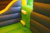 хвастуны младенца дома замока хвастуна фабрики 6*4*3.5m подгонянные конструкцией раздувные скача малые крытые раздувные скача