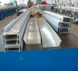 Tubo de alumínio liga 7075 t6