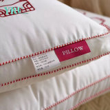 Cuscini ricamati cotone di lusso standard