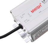 DC12V 120W Wechselstrom wasserdichten LED Aluminiumfahrer zum Gleichstrom-SMPS IP67