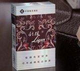 Het uitstekende Vakje van het Document van de Rechthoek van de Vakjes van de Sigaret Verpakkende