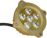 Nieuwe RGB IP68 LEIDEN van het Ontwerp OnderwaterLicht