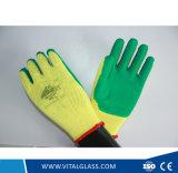 Перчатка латекса безопасности Coated для стекла