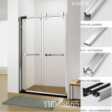 ハイエンドデザイン簡単なステンレス鋼のシャワー室