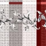 100%Polyester 3D de eendagsvliegen verspreiden Afgedrukte Stof voor de Reeks van het Beddegoed