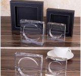 Cinzeiro de vidro cristal Cortical europeu grande personalidade criativa Sala mesa de café homens Retro Office use