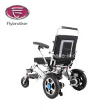Sedia a rotelle azionata da motore elettrica approvata del Ce