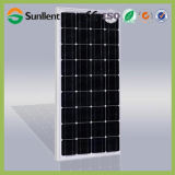 mono PV comitato solare cristallino di 130W per il sistema solare di illuminazione stradale