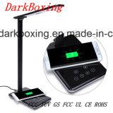 Lampe de table à LED à distance Chargeur Mobile sans flash