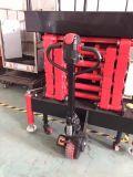 Самоходный гидравлический подъемный стол ножничного типа производителя