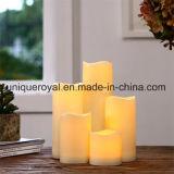 LED de la boca de onda de luz de velas de té