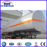 3 мост 45000L топлива грузового прицепа танкер