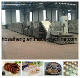 الصين مموّن كعك يخبز خطّ ([تثنّل وفن])