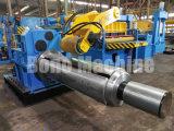 Zur Längen-Zeile und Aufschlitzen schneiden, die verwendet werden, um die Stahlring-und Planierer-Maschinerie geradezurichten