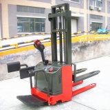 중국 공장 싼 가격을%s 가진 경제 가득 차있는 전기 깔판 쌓아올리는 기계