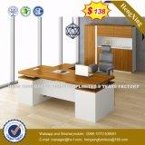 Premiers meubles de bureau en verre de poste de travail de Tableau de bureau d'Exeuctive (HX-MFC468)
