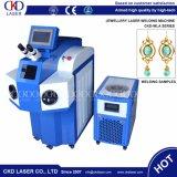 2017 máquina de soldadura quente do laser da venda YAG para a reparação da jóia