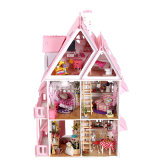 Best Selling with Wooden Little Fraud House for Childrens