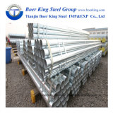 Round & Squarehot Dipped /Pre Galvanized Steel beep for to Scaffolding and Construction