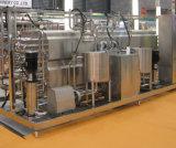 Aséptica automática Máquina de esterilización Uht de múltiples tubos