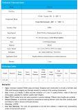 5 손가락 LCD SS304 다이얼 크기 110mm를 가진 디지털 온도계