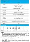 5 손가락 LCD SS304 다이얼 크기 110mm를 가진 PT100 디지털 온도계 높은 정밀도