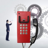 El teléfono industrial Knzd-28 Público-Trata el teléfono del sistema de intercomunicación para el hospital