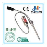 Haste flexível e alta precisão derreter transmissores de pressão
