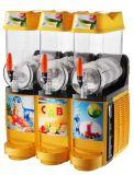Máquina congelada do cocktail dos tanques bebida tripla