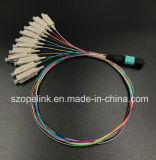 Оптоволоконный кабель MPO патч кабель питания