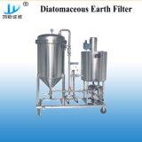 1000L/H de Filter van de Diatomeeënaarde van het Type van kaars