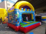 Kind-aufblasbarer Schlag-Haus-Überbrückungsdraht, preiswerte aufblasbare Prahler für Verkauf
