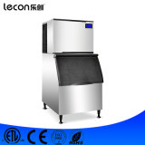 Cubo de hielo de Lecon LC-1000t que hace el fabricante de hielo de la máquina