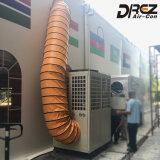 Unità di condizionamento d'aria centrale di resistenza della corrosione 30HP/24ton per i commerci giusti