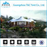 Luxuxfeiertags-hölzerner Behälter-Haus-Zelt-Kapazität mit SGS