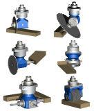 Ezletter Cer genehmigte CNC-hölzerne Arbeitsmaschinen-Präzision sah Hilfsmittel zu arbeiten (MW 2040ATC)