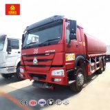 Caminhão do petróleo do petroleiro do combustível de HOWO T5g 6X4 336HP