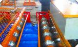 Автомат для резки /Line листа толя Corrugated профиля двойного слоя стальной