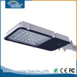 Exterior de 30W de luz solar calle LED Iluminación de aluminio